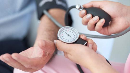 Hipertensão e Exercícios