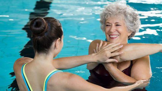 benefícios da hidroterapia