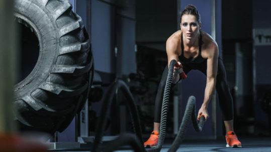 Crossfit - benefícios e lesões
