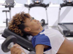 roupas de academia fazem diferença nos treinos